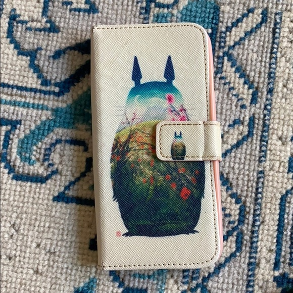 Other - iPhone 6 totoro case